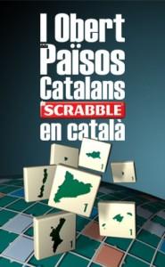 1er Obert dels Països Catalans de Scrabble en català