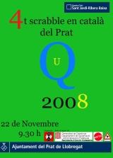 4t Scrabble en català del Prat