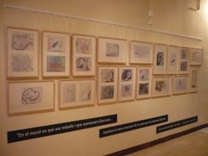 Esbossos del Guernica