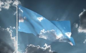 Bandera del món